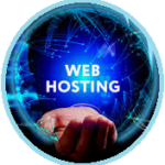 Hosting the website and e-mails for our clients